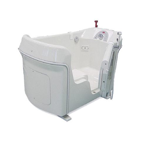 VS001-FO - Vasca a sedere con sportello apertura laterale ...