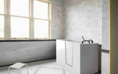 Vasche per disabili: caratteristiche e come usarle