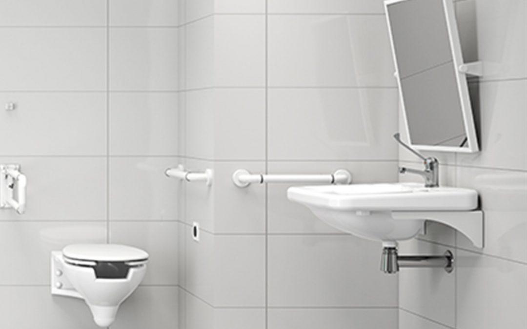 Specchi bagno disabili: cosa dice la normativa?