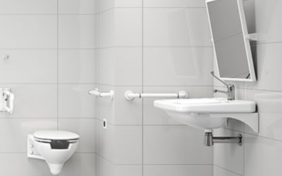 Mirrors for disabled bathrooms: what the Italian law says?