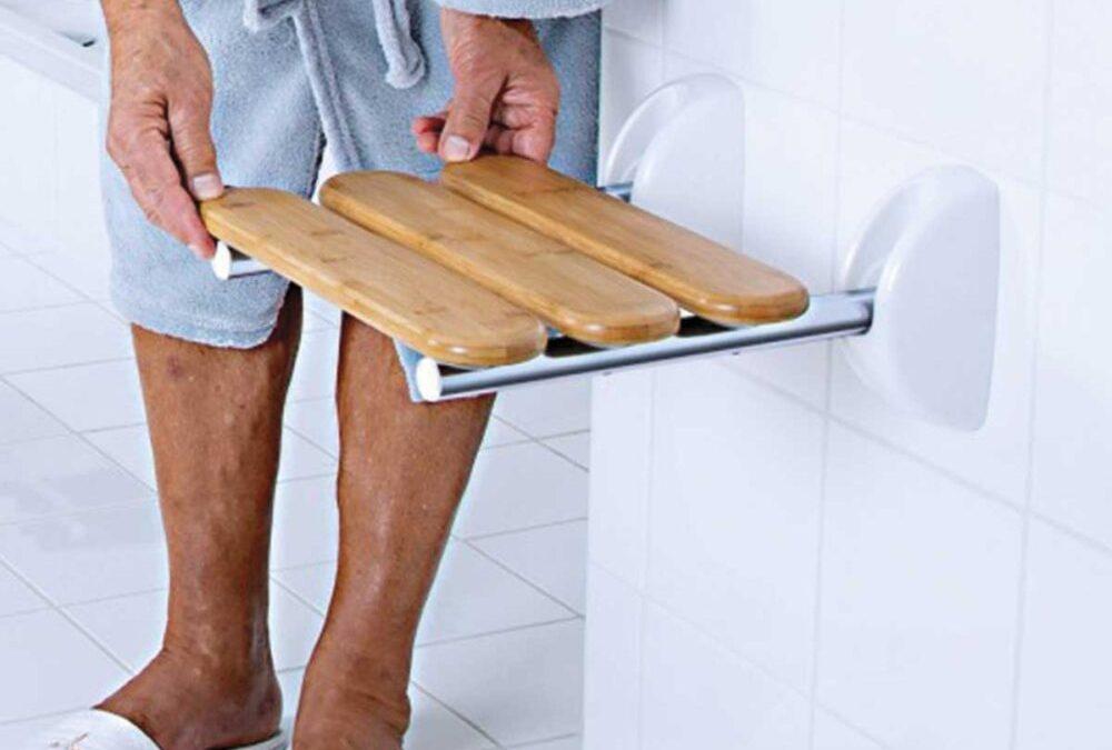 Seggiolino doccia: come creare un bagno adatto a tutti.