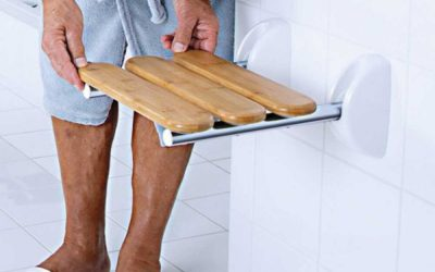 Shower seat: how to create a bathroom suitable for everyone.